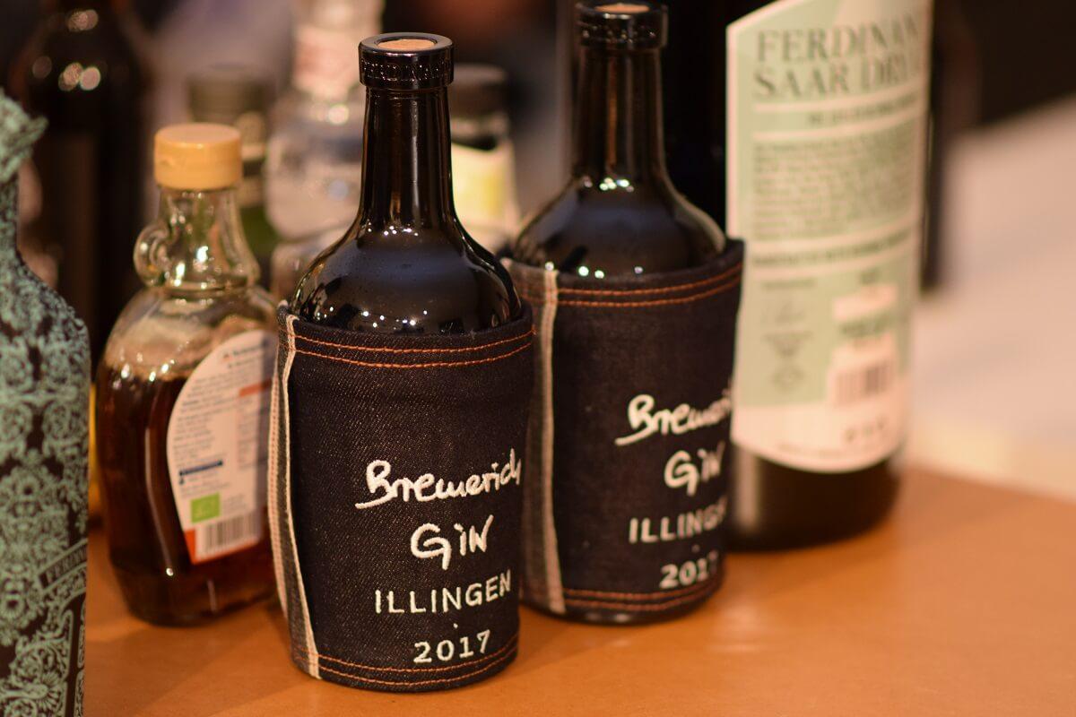 Die Gin Tonic Bar wartet auf euch!