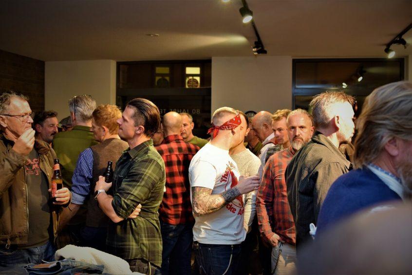 8. Männerabend bei Bremerich Jeans in Illingen