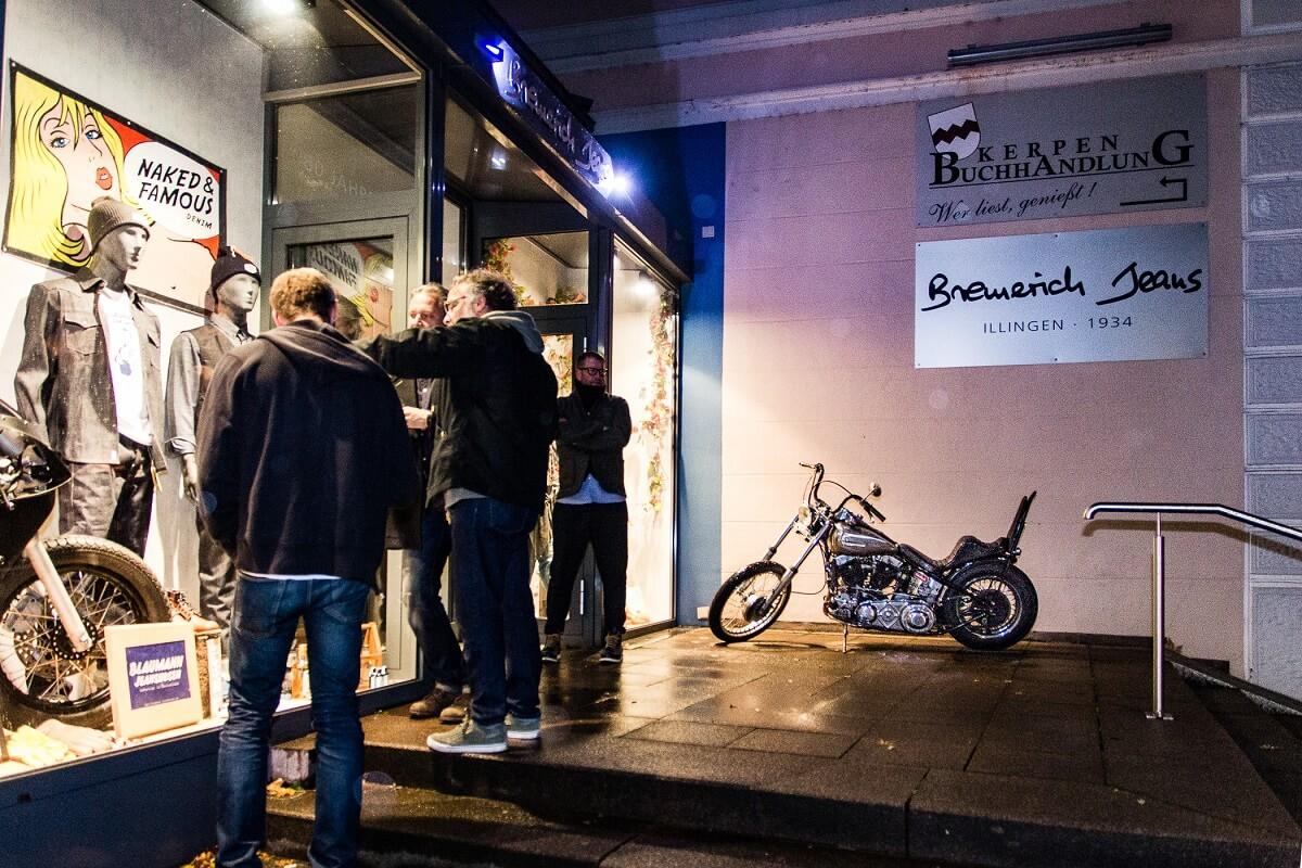 8. Männerabend bei Bremerich Jeans: Go for It!!!