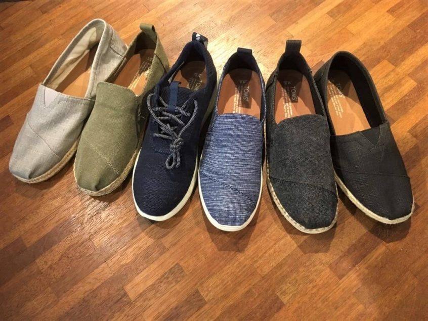 TOMS Schuhe in illingen Saarland