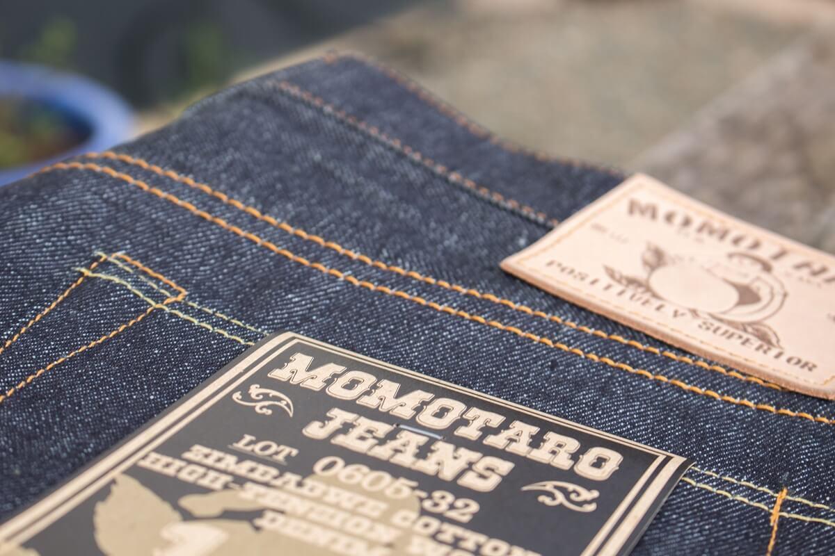 Momotaro Jeans im Saarland