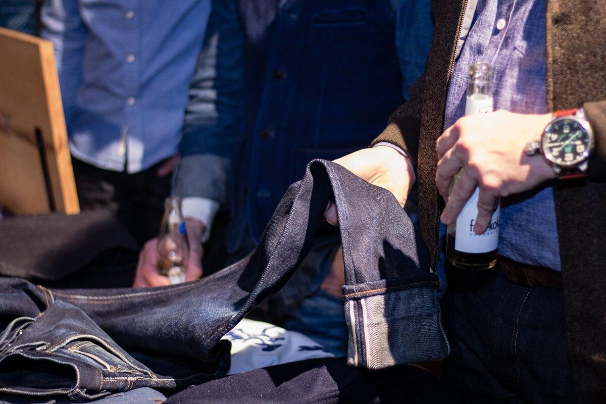 Archivbild: wie die neue Bremerich Jeans aussieht, wird noch nicht verraten.