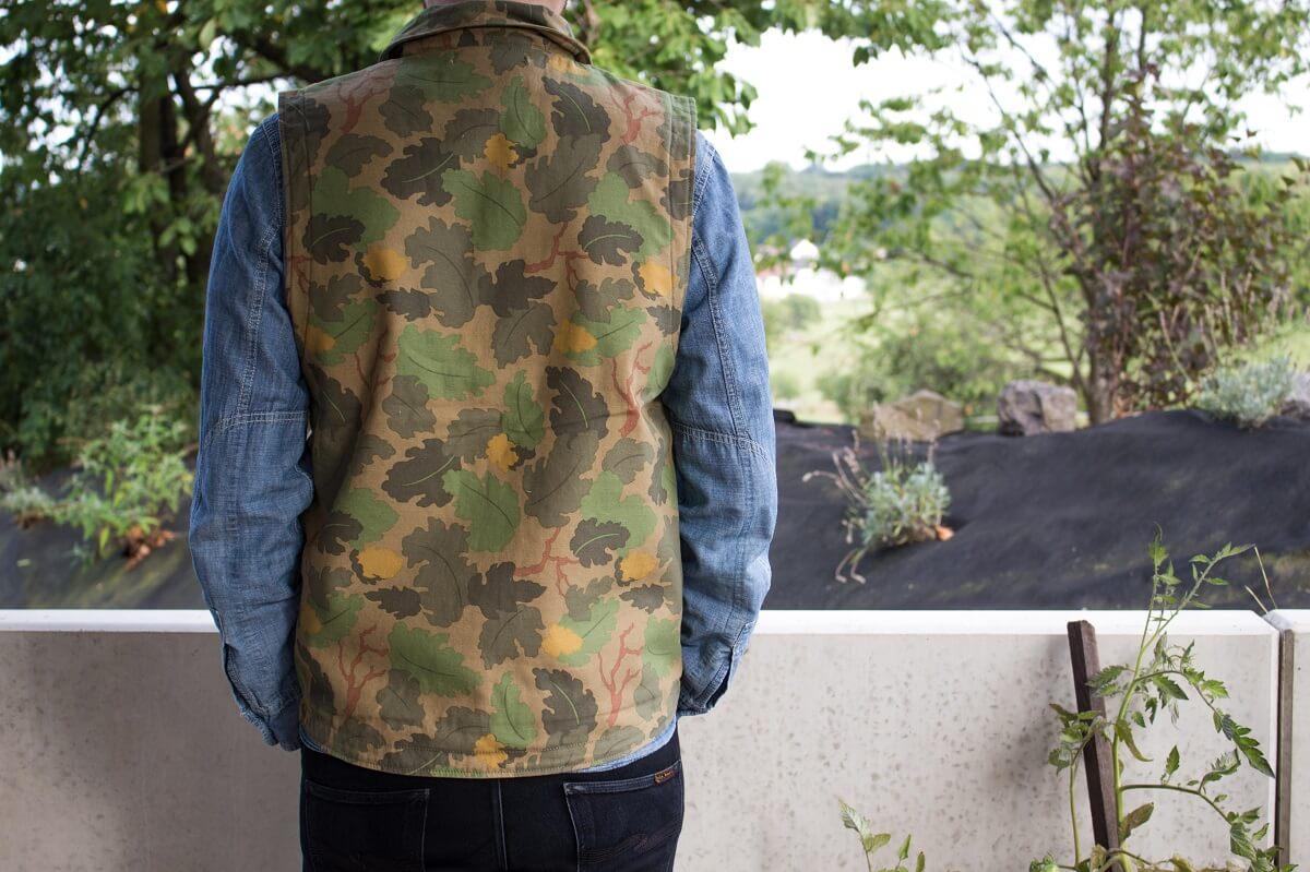 TSPTR x John Logren Deck Vest: made in Japan by John Lofgre