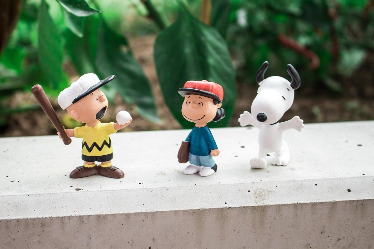 The peanuts- nie aus der Mode!