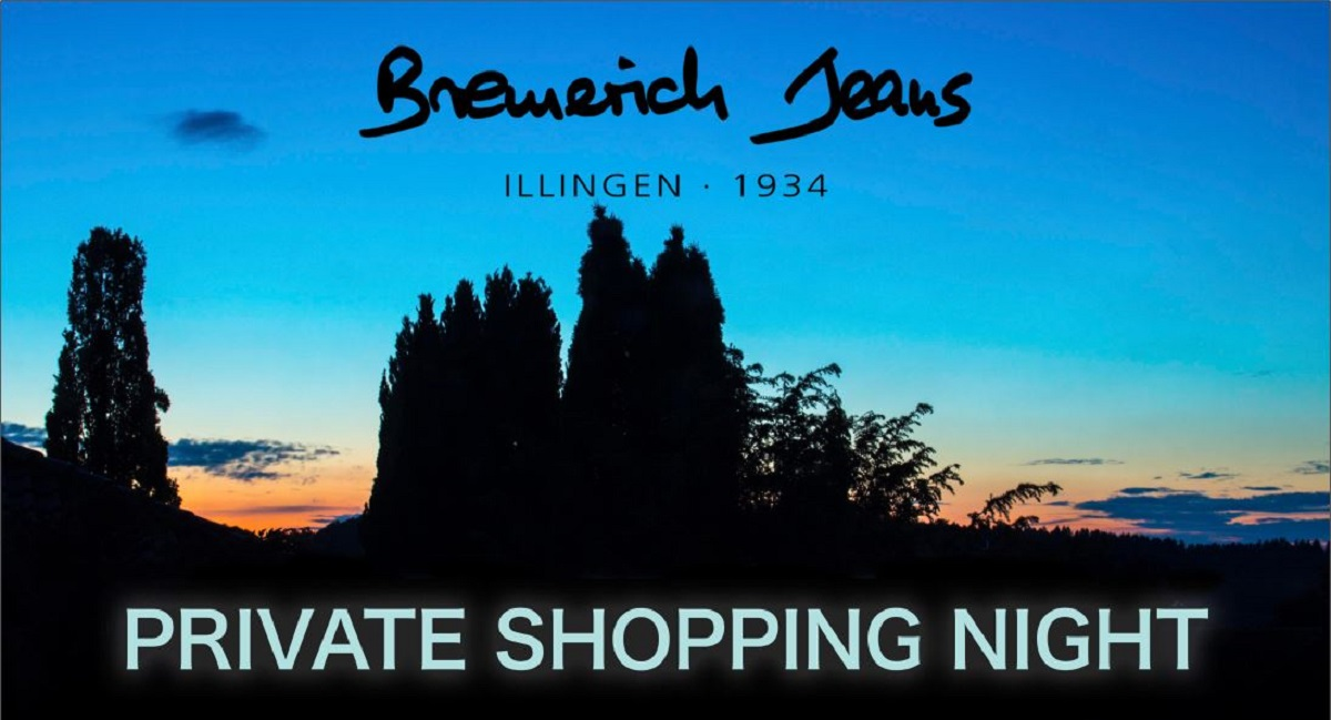 Shopping Night bei Bremerich Jeans
