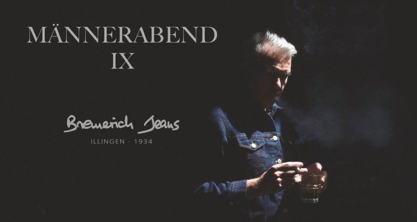Männerabend 2018 bei Bremerich Jeans in Illingen