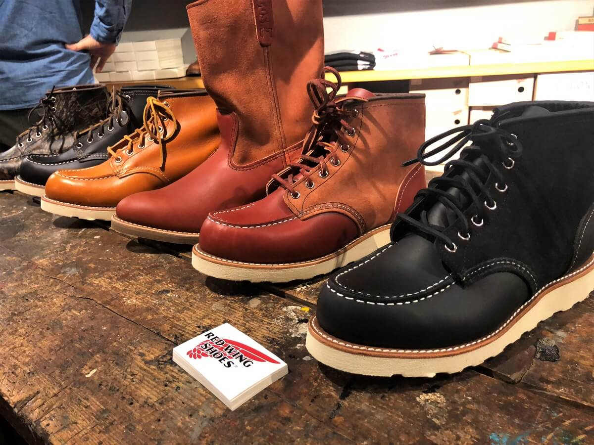 Red Wing Shoes: OVER 110 YEARS OF PURPOSE-BUILT WORK BOOTSRed Wing Shoes: OVER 110 YEARS OF PURPOSE-BUILT WORK BOOTS