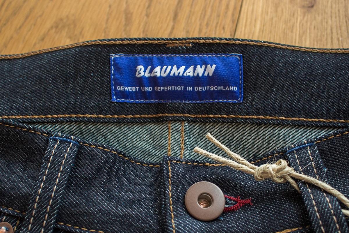Blauman Jeanshosen bei Bremerich jeans in illingen