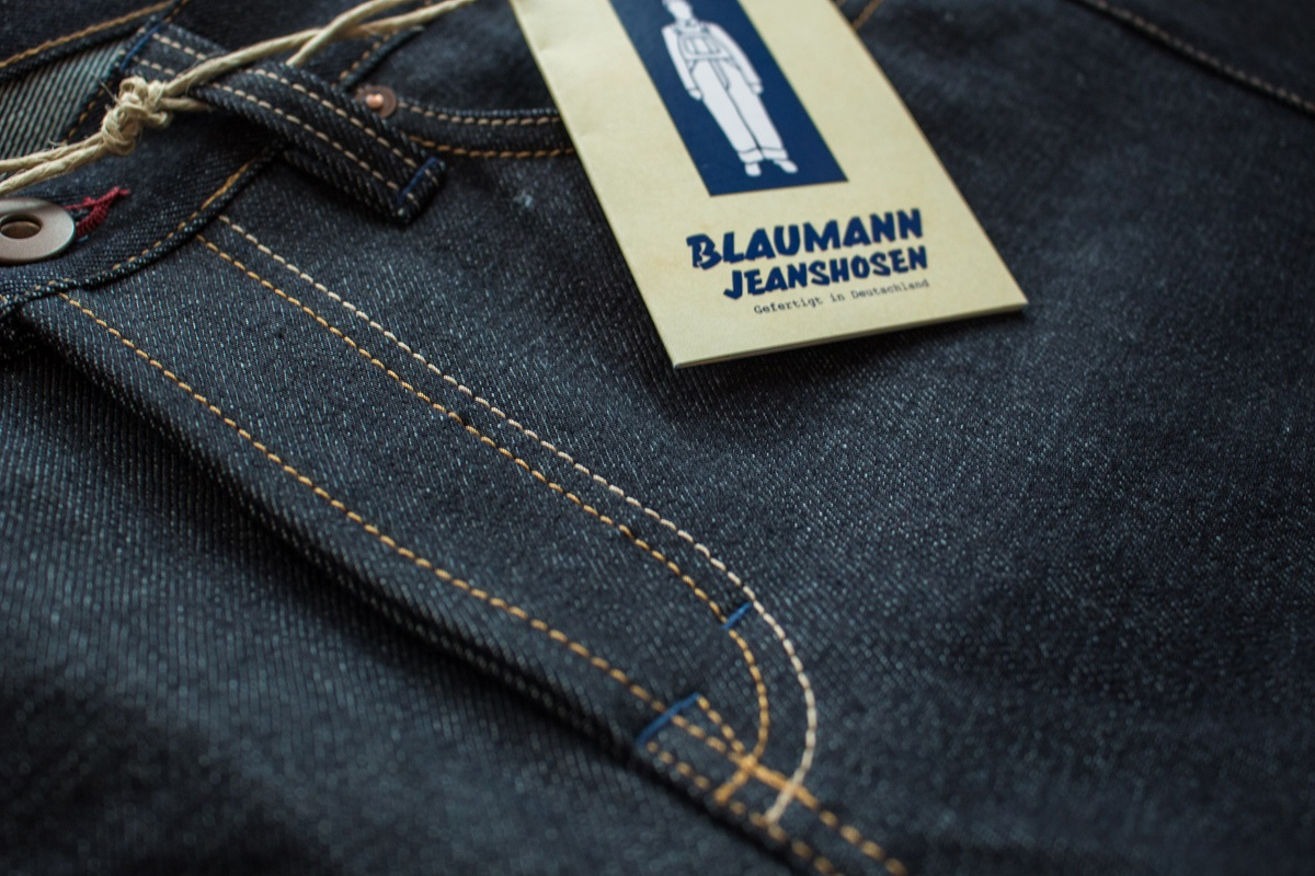 Blaumann Jeanshosen made in Germany
