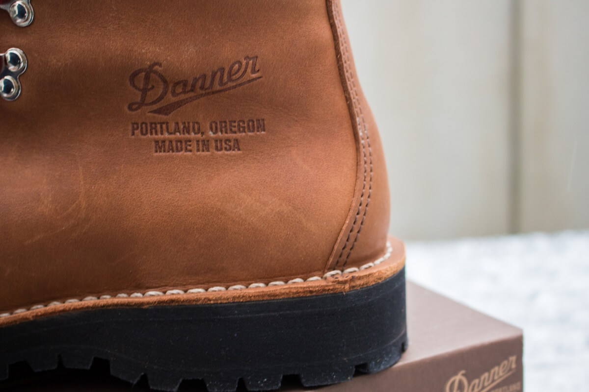 Made in USA: Danner Boots aus Portland, Oregon U.S.A.