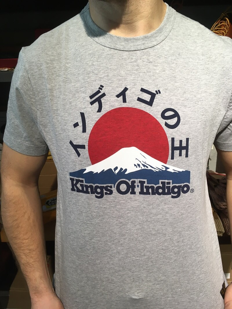 Kings of Indigo K.O.I. - Zwei Schritte voraus